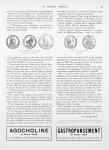 Etienne Pourfour du petit. Décanat de 1782-1784 / Jeton du Dr Guillotin 1809-1810 - Le progrès médic [...]