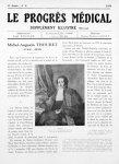 Thouret, par A. C. G. Lemonnier (an XII) - Le progrès médical