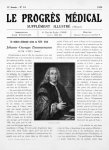 Albrecht de Haller - Le progrès médical