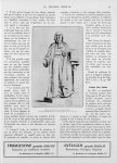 Statue de Fodéré, par Rochet (1846). Saint-Jean-de-Maurienne. (Lithographie de V. Prévost.) - Le pro [...]