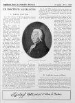 Guillotin (Gravure de Bonneville) - Le progrès médical