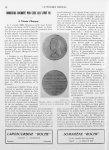 Médaille offerte à Broussais par les élèves du cours de phrénologie (1836) - Le progrès médical