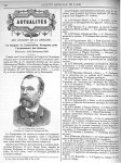 M. le Pr Brouardel (de Paris) - Gazette médicale de Paris : journal de médecine et des sciences acce [...]