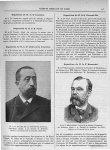 M. le Dr Gilles de la Tourette (de Paris) / M. le Pr Brouardel, doyen de la Faculté - Gazette médica [...]