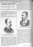 M. le Pr Cornil, sénateur / M. le Dr Lucas-Championnière - Gazette médicale de Paris : journal de mé [...]