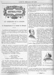 M. le Pr Bouchard / M. le Pr Mathias-Duval - Gazette médicale de Paris : journal de médecine et des  [...]