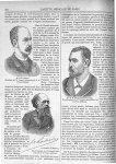 M. le Pr Cornil / Dr Laborde / M. le Dr Lucas Championnière - Gazette médicale de Paris : journal de [...]