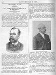 M. le Pr Brouardel / M. le Ministre de l'Intérieur [Waldeck-Rousseau] - Gazette médicale de Paris :  [...]