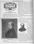Antoine Dubois [1756-1837] / M. le Dr Bouchut [1818-1891] - Gazette médicale de Paris : journal de m [...]