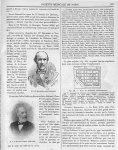 M. le Pr Milne-Edwards [1835-1900] / M. le Dr Durand-Fardel [1815-1899]/ Fig. 155. Plan du Cimetière [...]