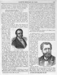 Dr Dupuytren [1777-1837] / Pr Grimaux [1835-1900] - Gazette médicale de Paris : journal de médecine  [...]