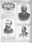 M. le Pr Brouardel / M. le Pr F. Terrier / M. le Pr Renaut (de Lyon) - Gazette médicale de Paris : j [...]