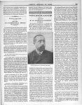 M. le Dr Gilles de la Tourette (1857-1904) - Gazette médicale de Paris : journal de médecine et des  [...]