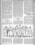 Les principaux professeurs de la Faculté de médecine de Paris (caricature de Barrère, 1904). Décalqu [...]