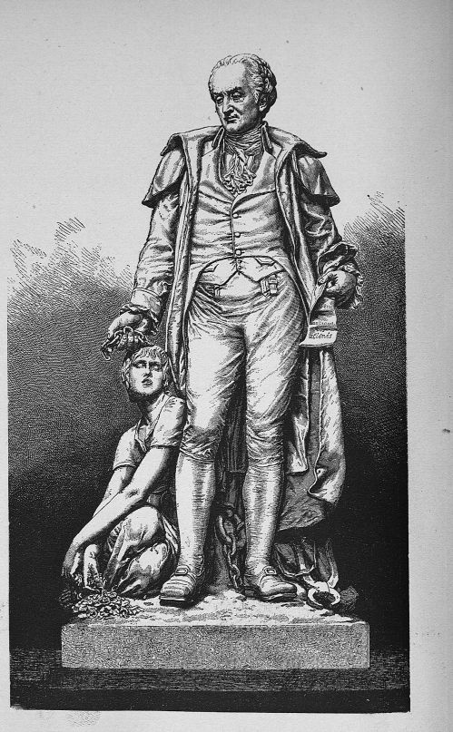 [Philippe Pinel] - Inauguration de la statue de Philippe Pinel sur la place de la Salpêtrière, le 13 [...] - Médecins. Folie (Malades mentaux). 18e siècle, 19e siècle (France) - med90945x39x10x0002