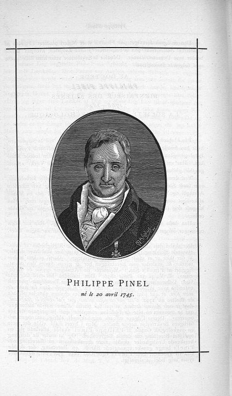 Philippe Pinel - Philippe Pinel - Médecins. 18e siècle, 19e siècle (France) - med90945x46x15x0011
