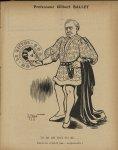 [Caricature du Professeur Gilbert Ballet] - Le Rictus :  journal humoristique mensuel. 1912