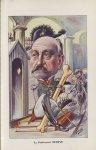 [Caricature] Le Professeur Debove (Sirad) - Chanteclair
