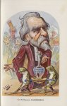 [Caricature] Le Professeur Lancereaux (B. Moloch) - Chanteclair
