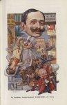 [Caricature] Le Docteur Serge-Samuel Voronoff, du Caire (H. Frantz) - Chanteclair