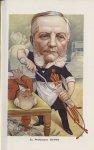 [Caricature] Le Professeur Guyon (H. Frantz) - Chanteclair