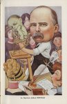 [Caricature] Le Docteur Julien Potocki (H. Frantz) - Chanteclair