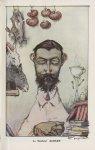 [Caricature] Le Docteur Achard (Georges Villa) - Chanteclair