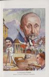 [Caricature] Le Professeur Weiss. Doyen de la Faculté de médecinde de Strasbourg (H. Frantz) - Chant [...]