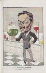 [Caricature] Le Professeur Tiffeneau de la Faculté de médecine de Paris (L. de Fleurac) - Chanteclai [...]
