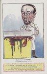 [Caricature] Le Professeur Roussy de la Faculté de médecine de Paris (L. de Fleurac) - Chanteclair