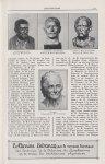 Le Professeur Gley. Buste par Mlle Quinquaud / Le Docteur Louis Mourier. Buste par M. Marcel Merigna [...]