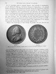 Fig. 64 et 65. Face et revers de la médaille d'argent jointe aux prix de fin d'année [Bourgelat] - H [...]