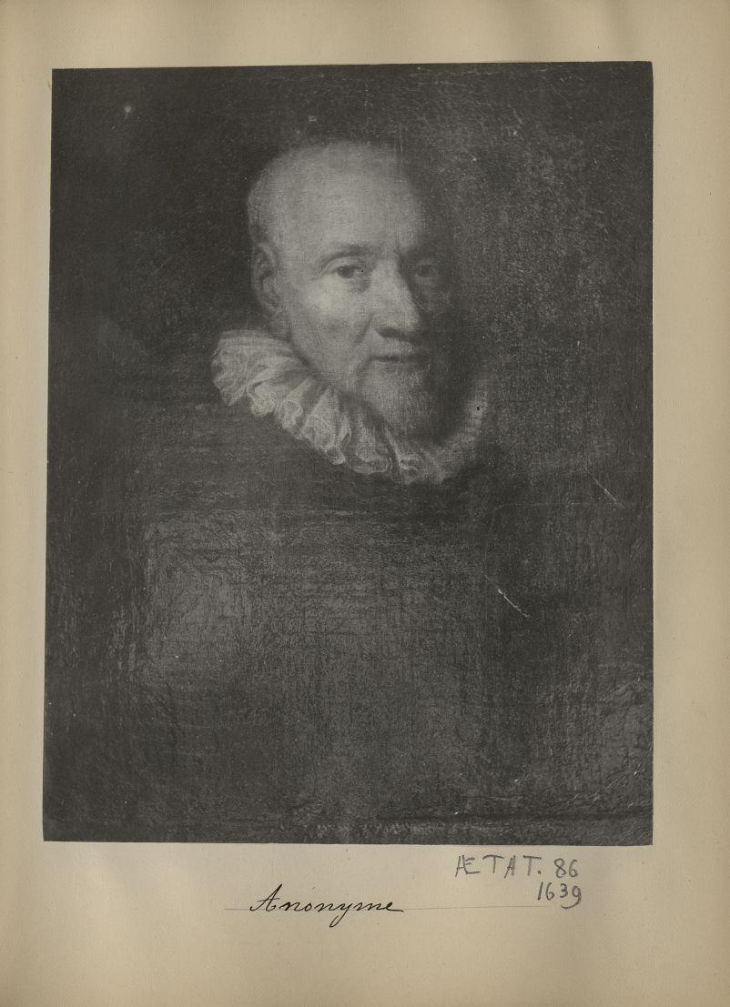 [Portrait de la salle des Actes] Anonyme - Album de platinotypies. Tableaux de la salle des Actes de [...] -  - medextcnop0003x0004