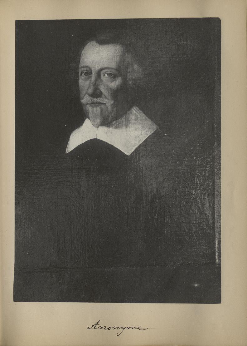 [Portrait de la salle des Actes] Anonyme - Album de platinotypies. Tableaux de la salle des Actes de [...] -  - medextcnop0003x0011