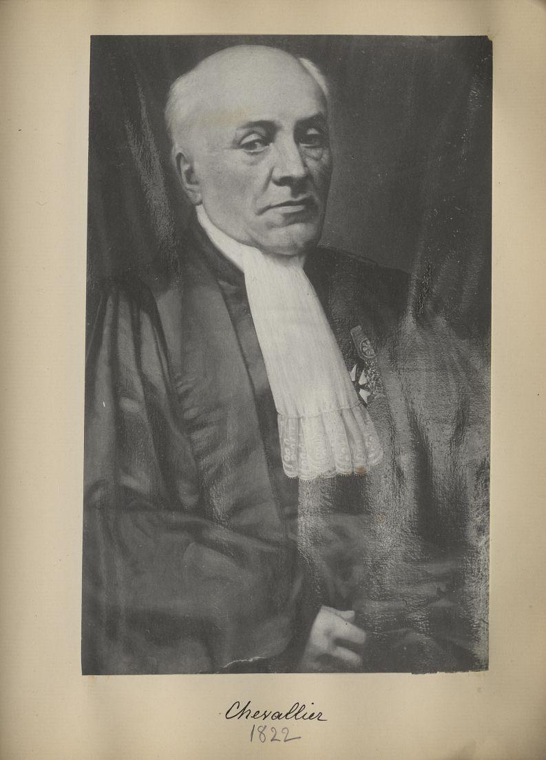 Jean Baptiste Alphonse CHEVALLIER (1793-1879)