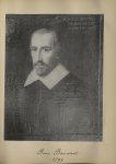 [Portrait de la salle des Actes] René Baudart 1599 - Album de platinotypies. Tableaux de la salle de [...]