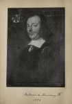 [Portrait de la salle des Actes] Mathurin de Moucheny 1620 - Album de platinotypies. Tableaux de la  [...]