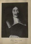 [Portrait de la salle des Actes] Pierre Claquenelle 1622 - Album de platinotypies. Tableaux de la sa [...]
