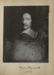 [Portrait de la salle des Actes] Etienne Regnault 1633 - Album de platinotypies. Tableaux de la sall [...]