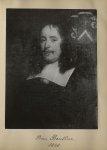[Portrait de la salle des Actes] Pierre Boulduc 1636 - Album de platinotypies. Tableaux de la salle  [...]