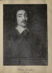 [Portrait de la salle des Actes] Etienne Geoffroy 1638 - Album de platinotypies. Tableaux de la sall [...]
