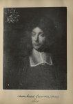 [Portrait de la salle des Actes] Michel Gamare 1641 - Album de platinotypies. Tableaux de la salle d [...]