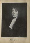 [Portrait de la salle des Actes] Charles Gamare 1653 - Album de platinotypies. Tableaux de la salle  [...]