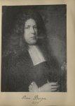 [Portrait de la salle des Actes] Pierre Berger 1659 - Album de platinotypies. Tableaux de la salle d [...]