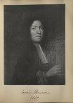 [Portrait de la salle des Actes] Severin Rousseau 1659 - Album de platinotypies. Tableaux de la sall [...]