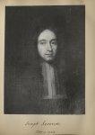 [Portrait de la salle des Actes] Joseph Seconds 1680 ou 1706 - Album de platinotypies. Tableaux de l [...]