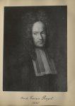 [Portrait de la salle des Actes] Claude François Peaget 1685 - Album de platinotypies. Tableaux de l [...]
