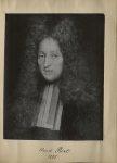 [Portrait de la salle des Actes] Claude Biet 1685 - Album de platinotypies. Tableaux de la salle des [...]