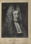 [Portrait de la salle des Actes] Henri Rouvière 1694 - Album de platinotypies. Tableaux de la salle  [...]