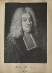[Portrait de la salle des Actes] Gilles François Boulduc 1695 - Album de platinotypies. Tableaux de  [...]